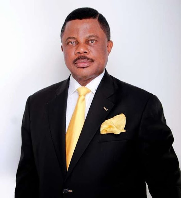 #AnambraDecides2017: Willie Obiano Wins Anambra Governorship Election 2017