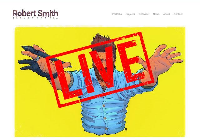 www.robertsmithartist.com