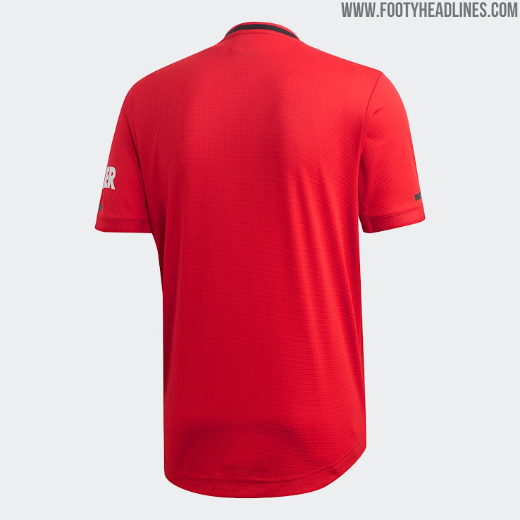san francisco 973a8 4e33e Manchester United 19-20 Home Kit Released - Footy Headlines