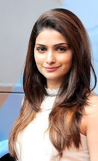 Prachi Desai & Asin at Mehboob studio for 'Bol Bachchan' Interview