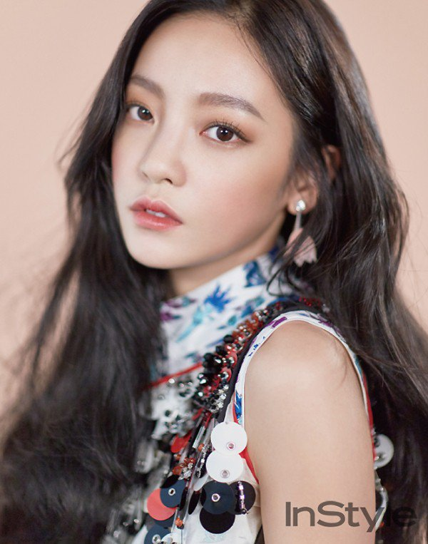 Goo Hara Is InStyle