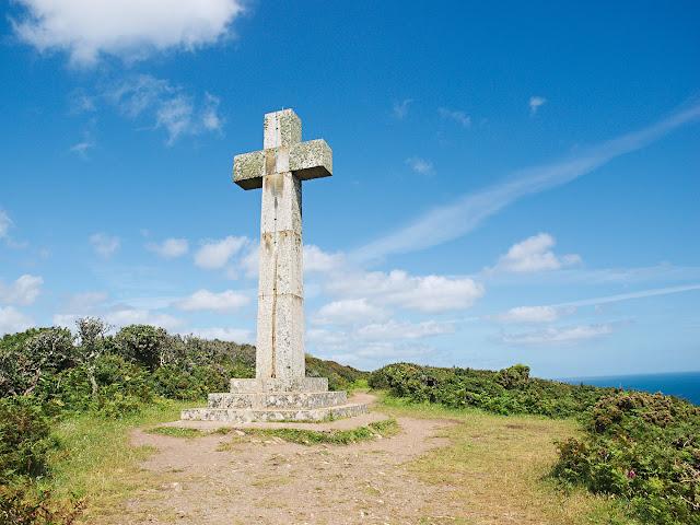 Dodman Point Cross
