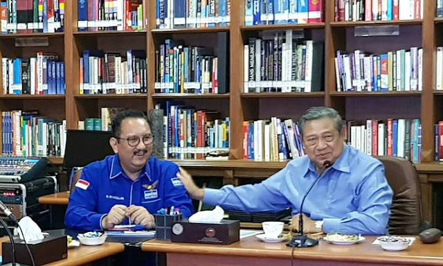 Resmi ke IYL-Cakka, Ini Pesan SBY ke Kader
