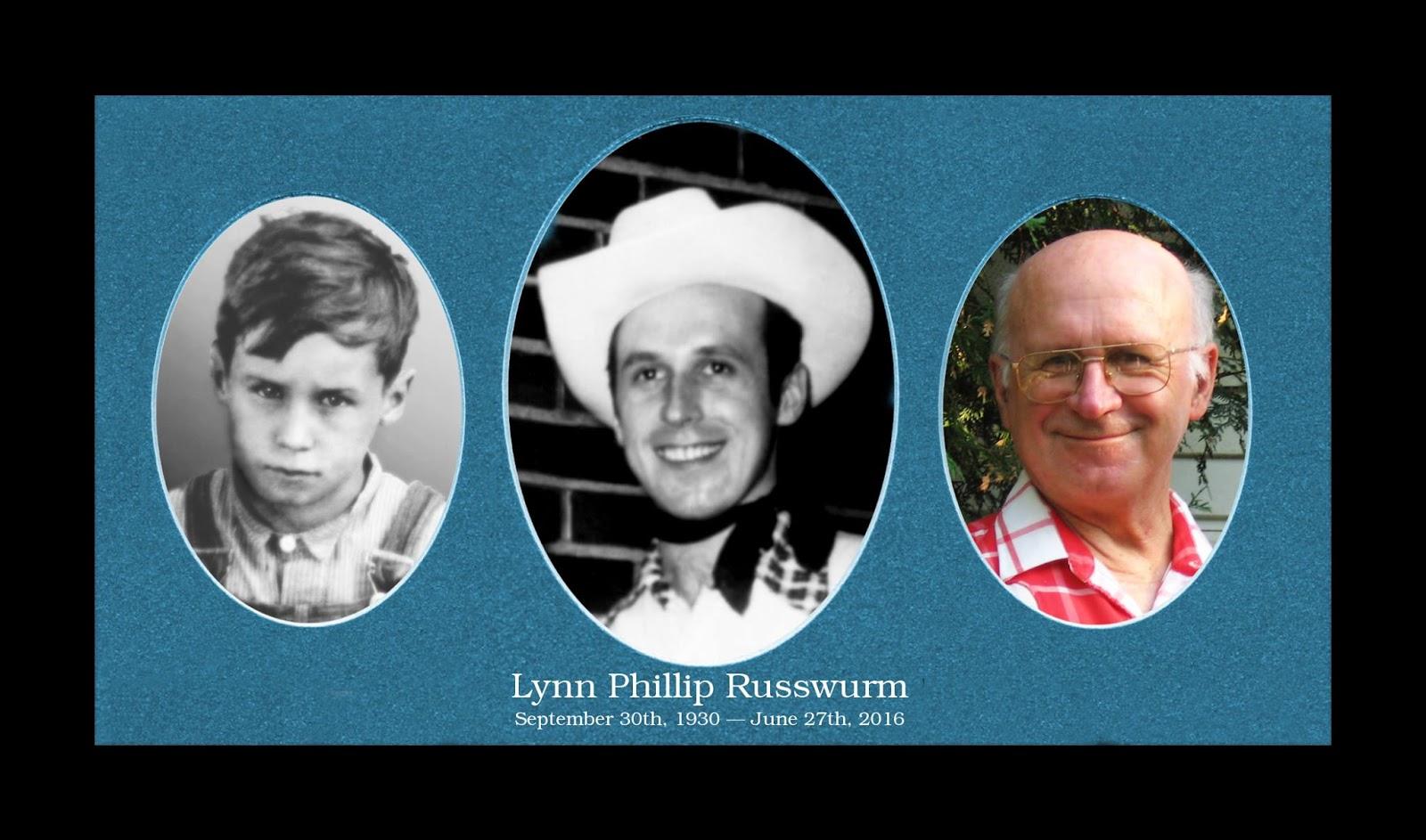 Kitchener Country Music Veteran Lynn Russwurm P