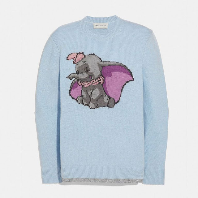 Coach x Disney Dumbo collection