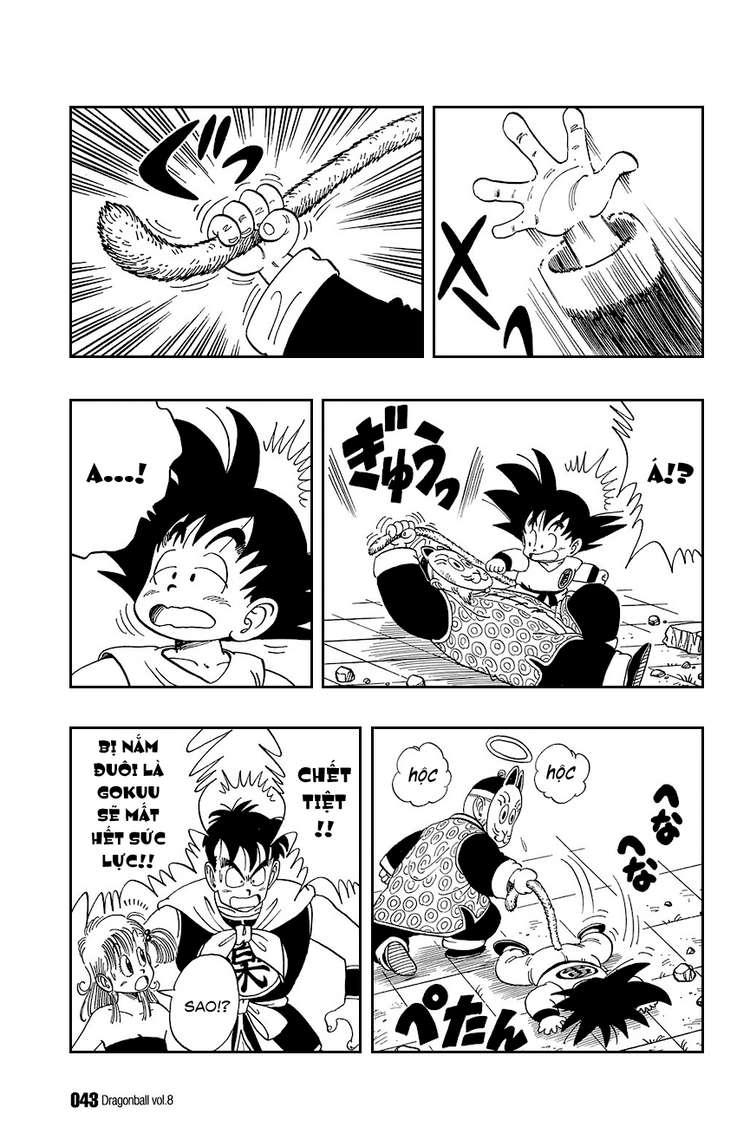Dragon Ball chap 107 trang 9
