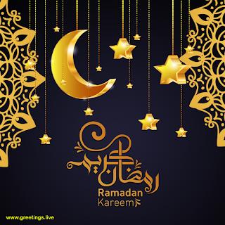 Ramadan festival wishes Ramadan Kareem Image