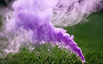Wallpaper: Colored Smoke