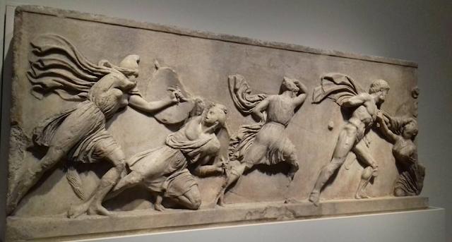 Agón ! La competición en la antigua Grecia.