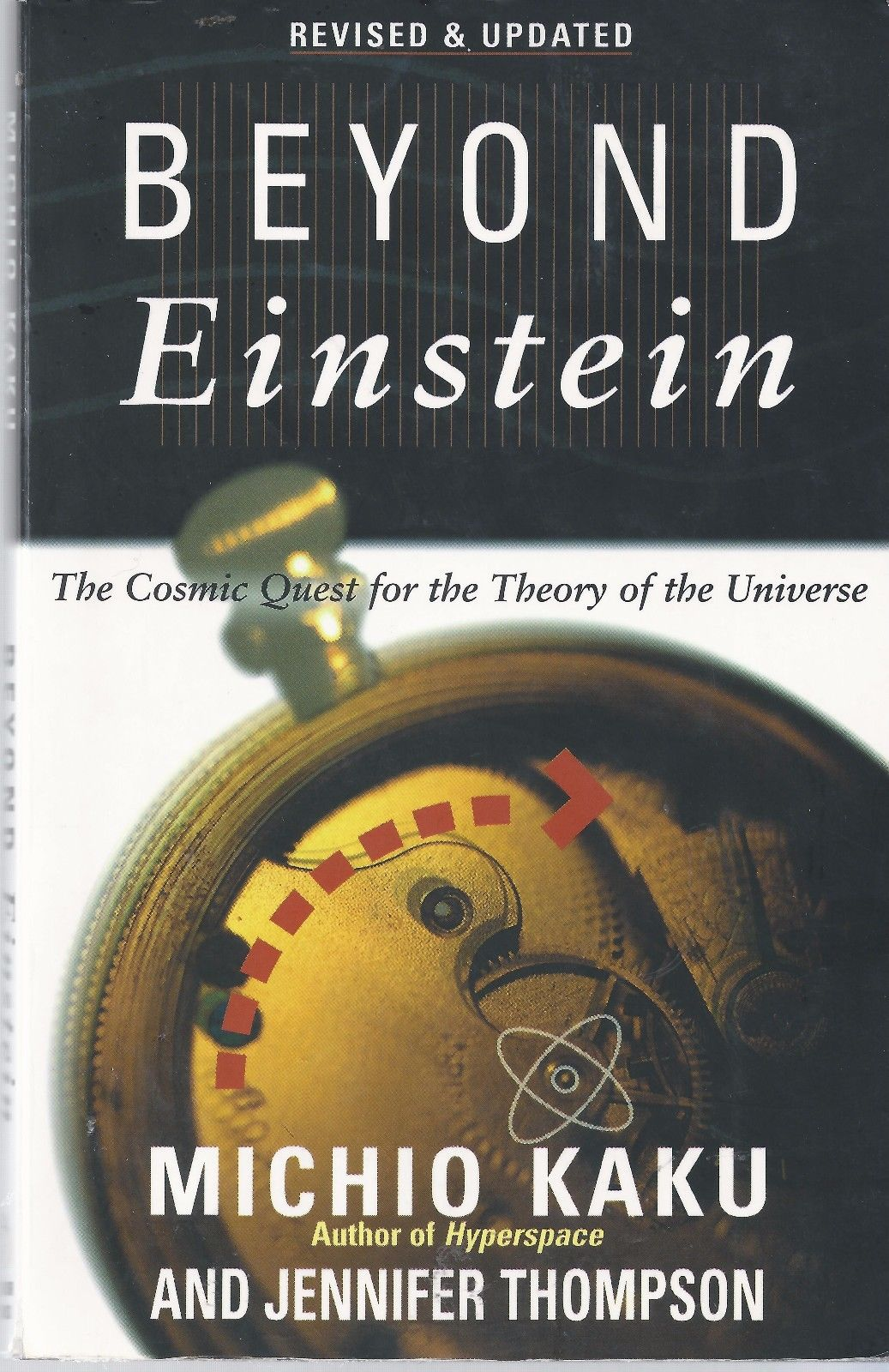 this must be the place   beyond einstein   the cosmic quest for the theory of the universe by