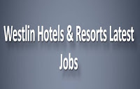 Westlin Hotels & Resorts Latest Jobs