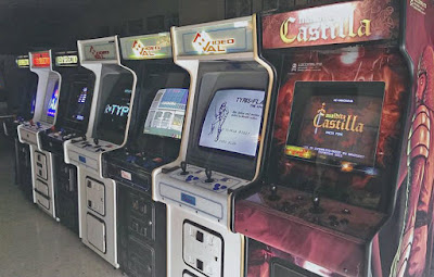 Arcade Maldita Castilla