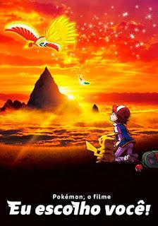 Pokémon O Filme: Eu Escolho Você! - HDRip Dual Áudio