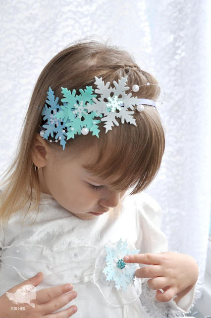 Gorgeous Christmas Hair Accessories!