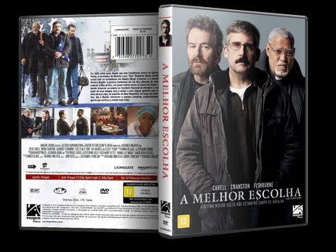Capa DVD A Melhor Escolha