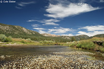 Cole' Trail Tales Hope Valley - West Fork Carson River