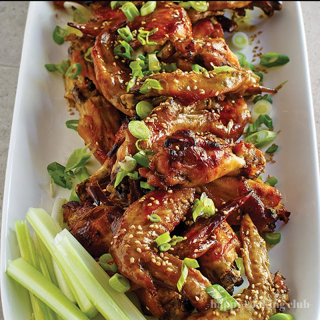 Chinese Chicken Wings Recipe