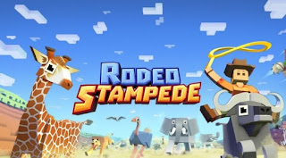 Rodeo Stampede Sky Zoo Safari Mod Apk download