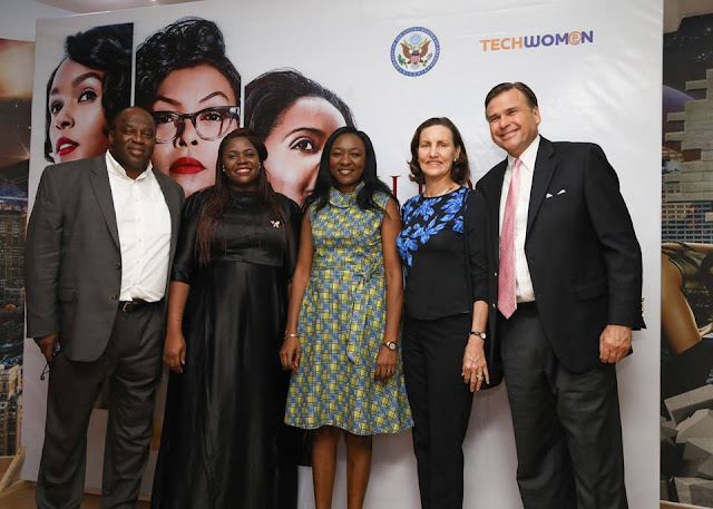 Nigeria tech women entertainment news