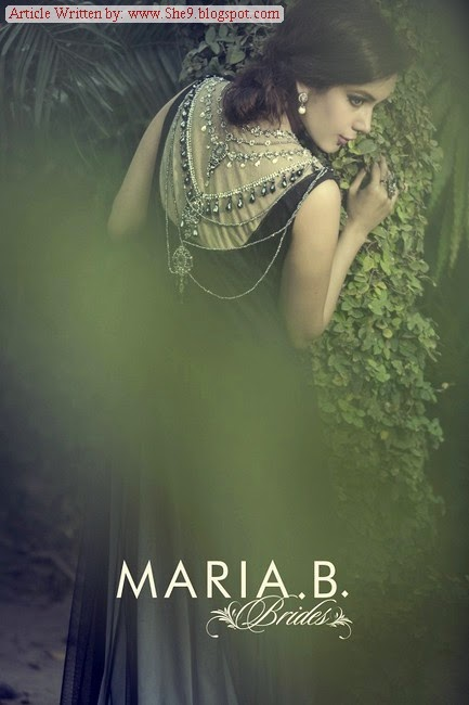 Maria-B Bridal Wear for Brides