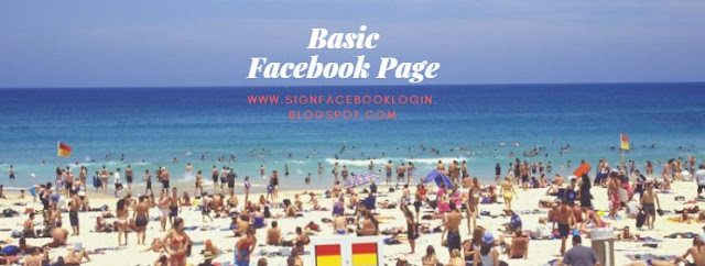 Basic Facebook Page