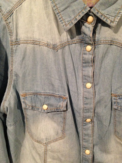 Primark Denim Shirt