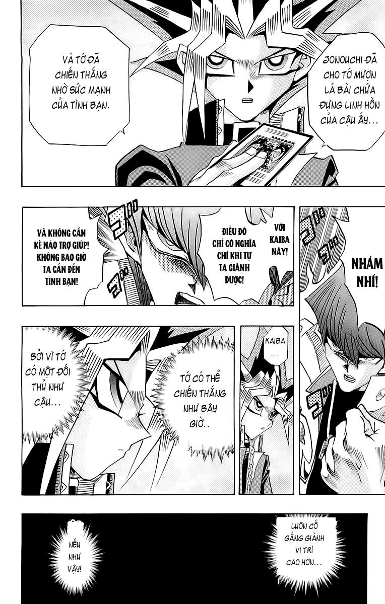 YUGI-OH! chap 263 - vị thần thứ 2 trang 8