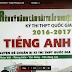 Rèn luyện kĩ năng làm bài trắc nghiệm tiếng anh 2016-2017 Vũ Mai Phương