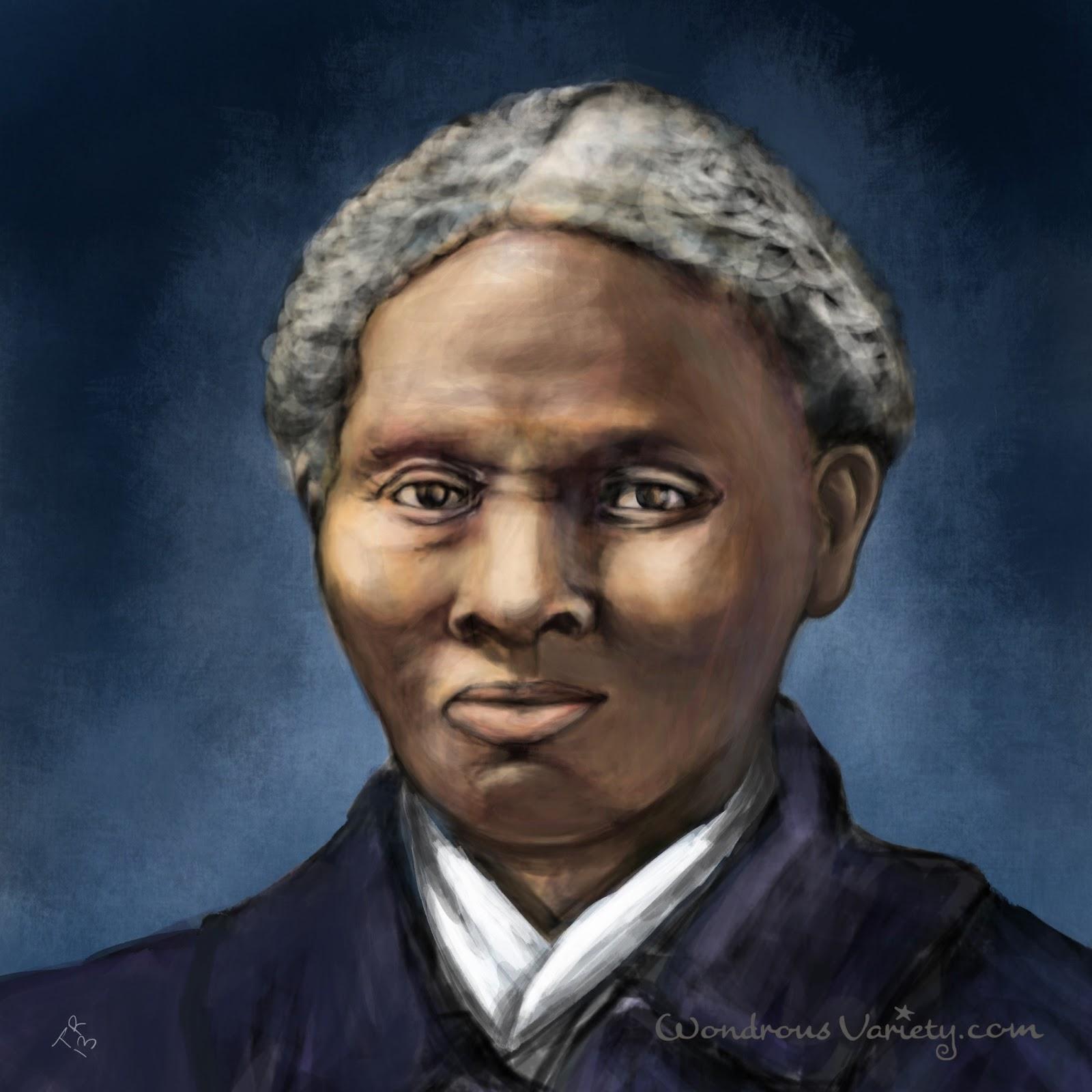 Wondrous Variety Blog Thank You Harriet Tubman