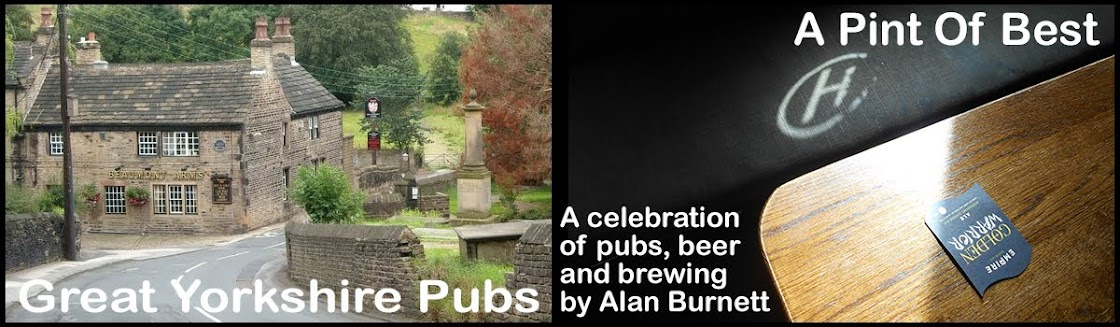 Alan Burnett's Great Yorkshire Pubs