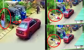 1 person shot, killed kandy