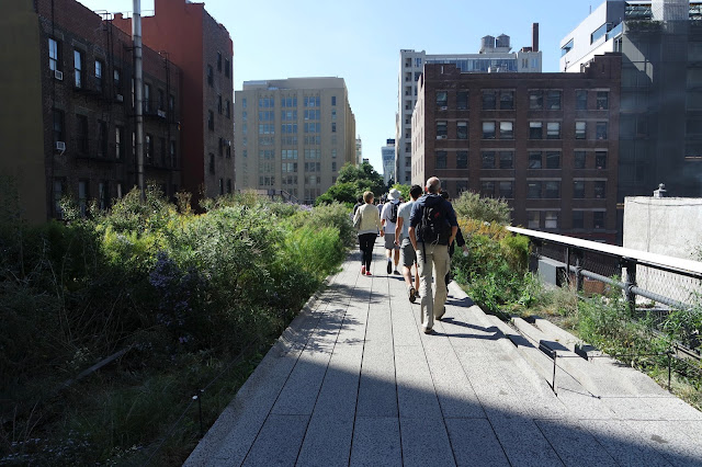 New York High Line Travel Blog