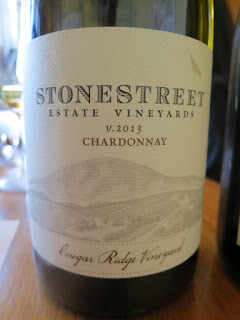 Stonestreet Cougar Ridge Vineyard Chardonnay 2013 (90 pts)
