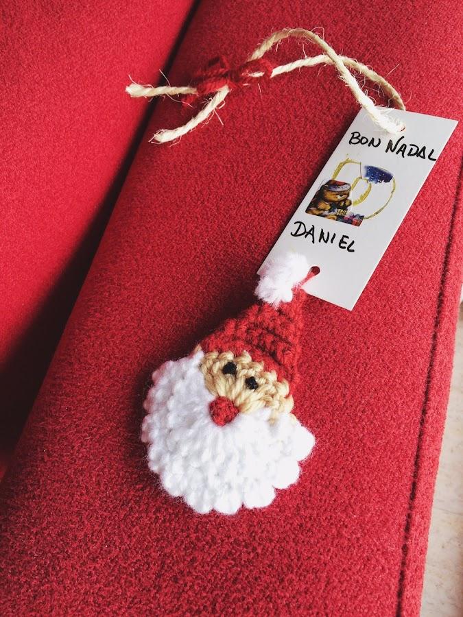 Detalle navideño para mi vecino Daniel de 4 años