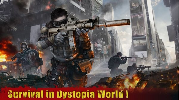 Dead Warfare Zombie Mod Apk v1.2.13 (Unlimited Ammo/Health)