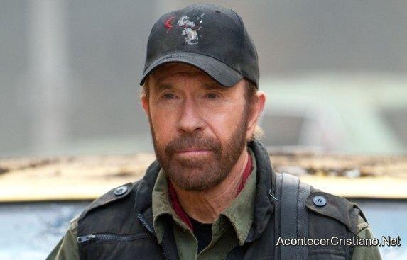 Chuck Norris habla acerca del éxito