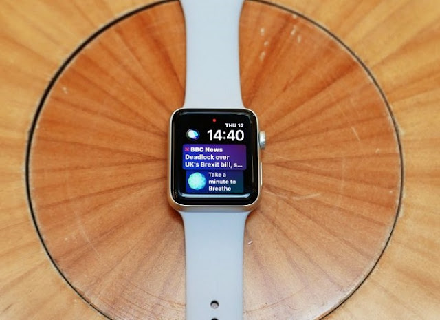 Best Smartwatch 2018 Apple Watch Series 3