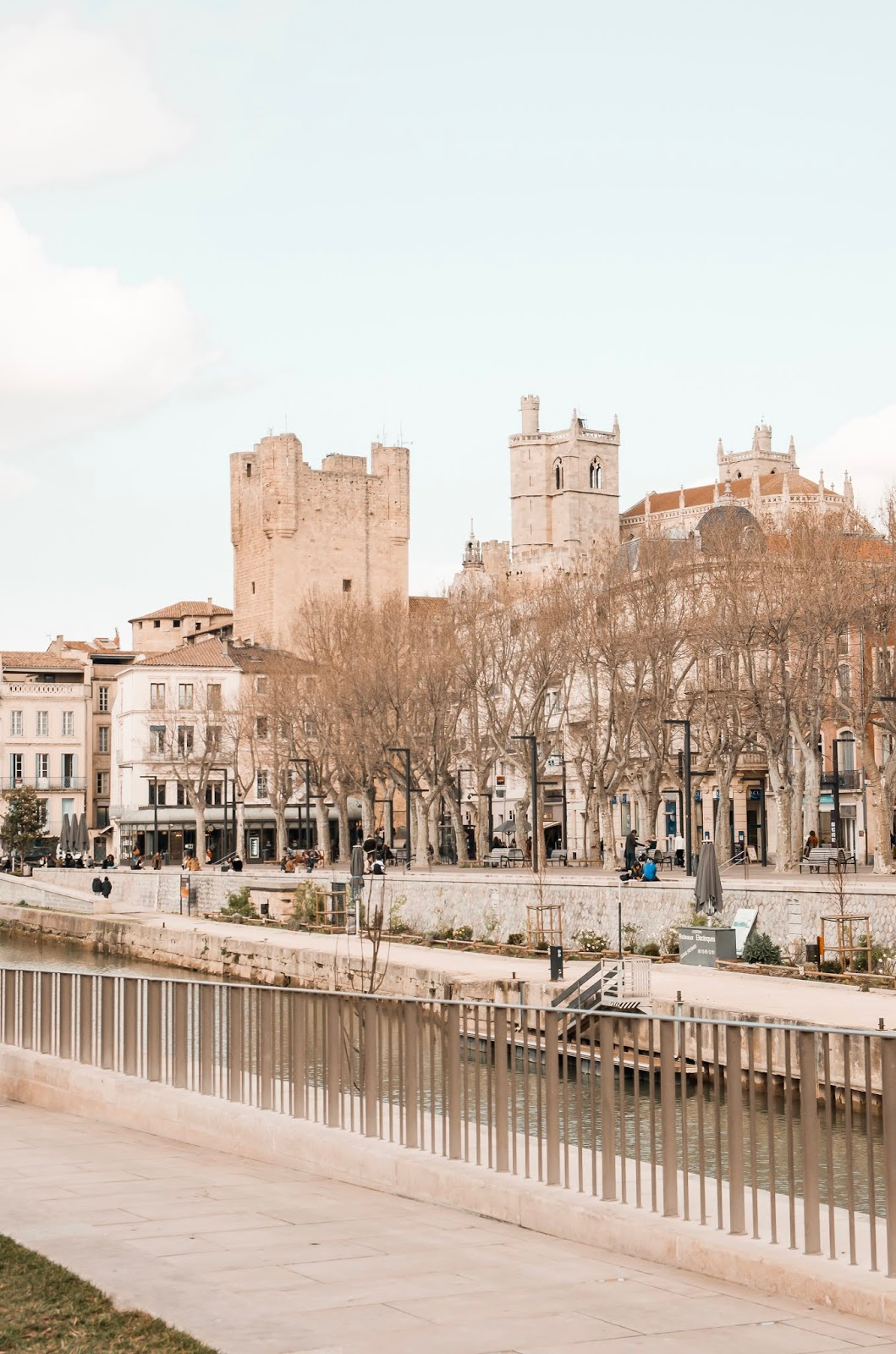 Narbonne con Renfe-SNCF