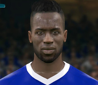 PES 2017 Faces Salif Sané by PES Mod Go'ip
