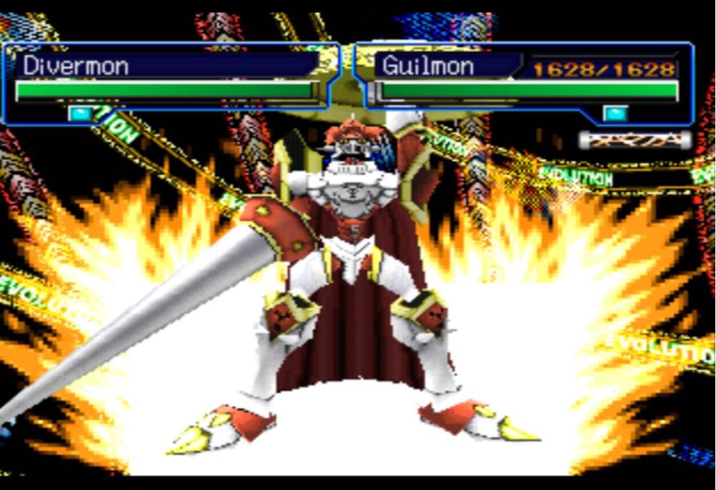 Digimon world 3 game manual