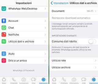 spazio Whatsapp