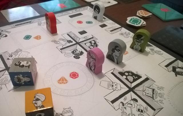 Suspicion Board Game from Wonder Forge
