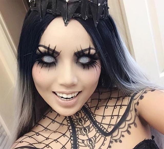 halloween makeup ideas 2018
