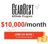 Programa de Afiliados GearBest
