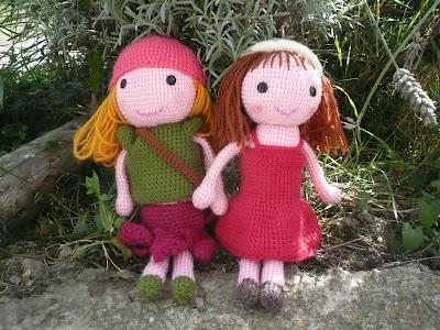 crochet - amigurumi - farfadet