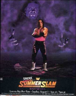 WWE / WWF - Summerslam 1997 - Event poster