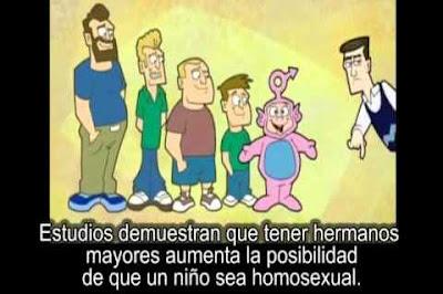 Educación gay, 2
