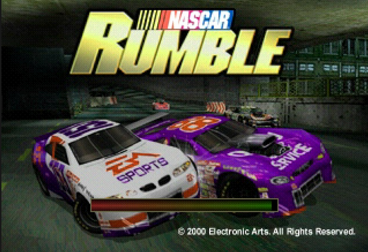 NASCAR RUMBLE GAME BALAP KEREN UNTUK PC | Download Games