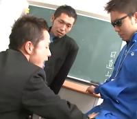 [669] Japan three some