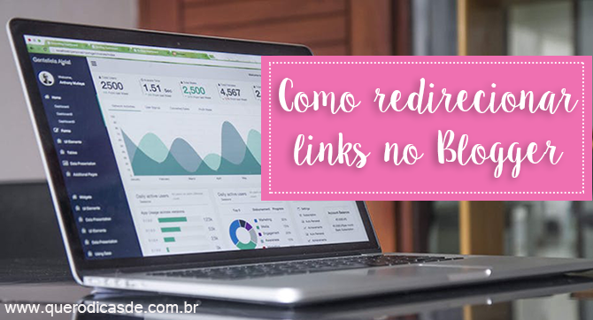 como redirecionar links quebrados do blog